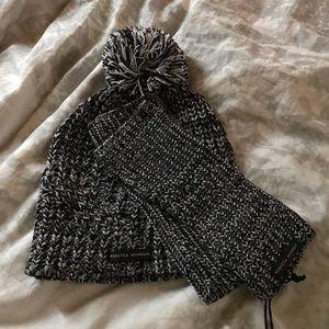 Hat & Arm Warmer -  Rebecca Minkoff
